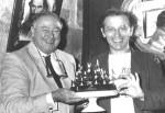 Jean-Michel Charlier avec Jean Giraud.