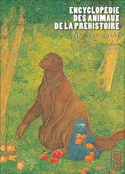 L'encyclopédie des animaux de la préhistoire