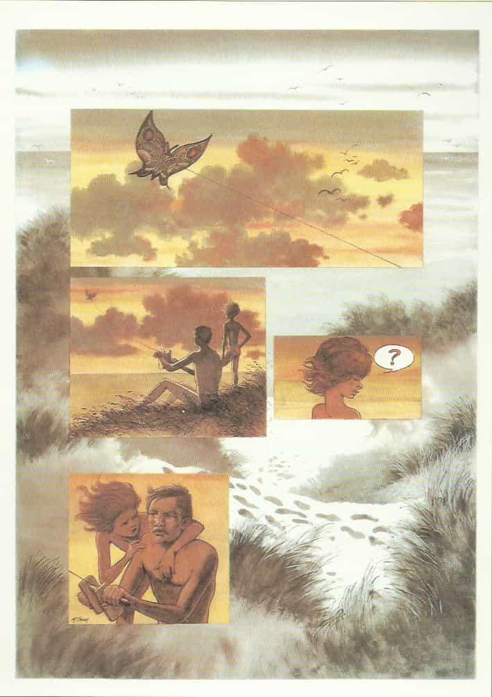 Première page de « La Fanette ».