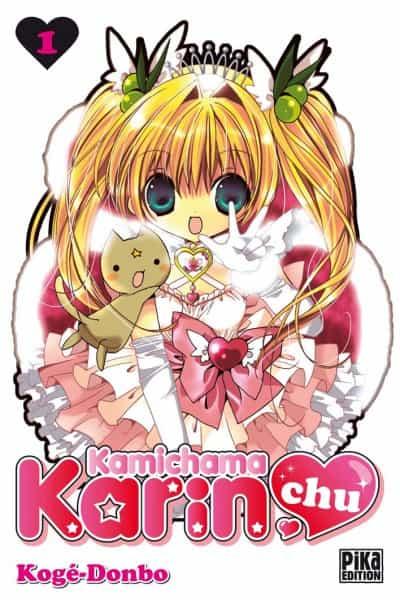 Couv-Kamishama-Karin-chu-PIKA