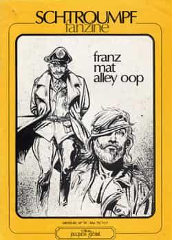 Schtroumpf_Fanzine