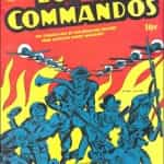 Boys Commandos Kirby