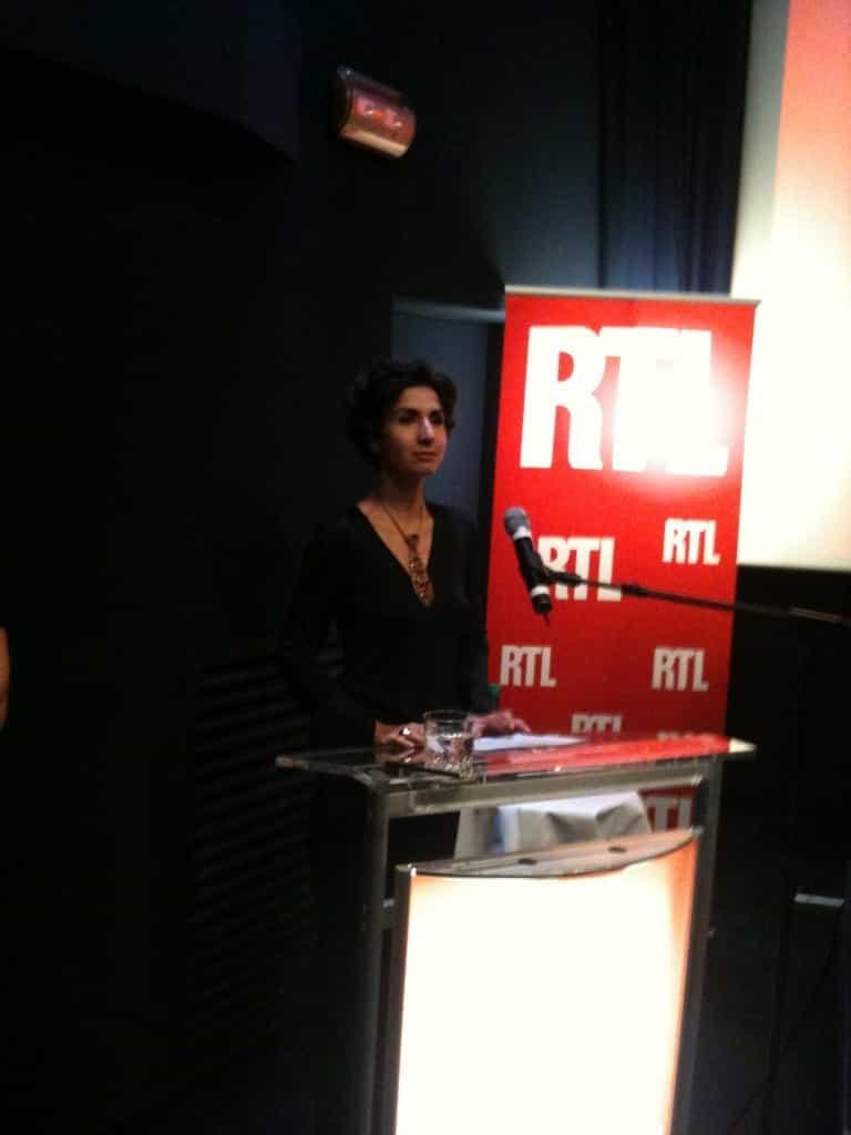 Monique Younès - RTL