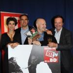 Manu Larcenet Grand Prix RTL de la BD 2011 pour Blast
