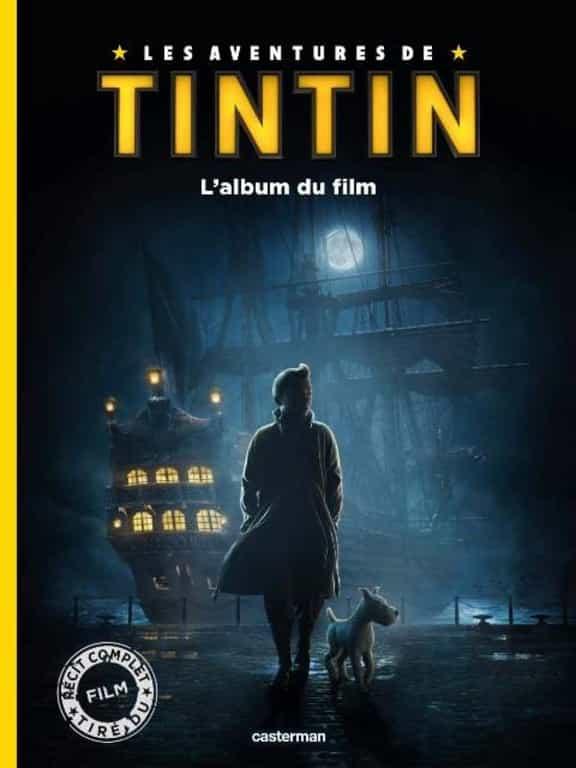 Tintin de Spielberg Casterman