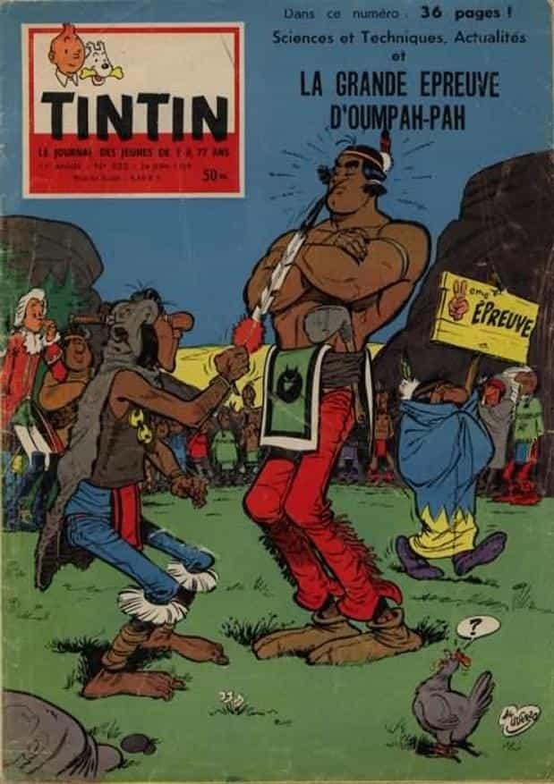 Tintin 500