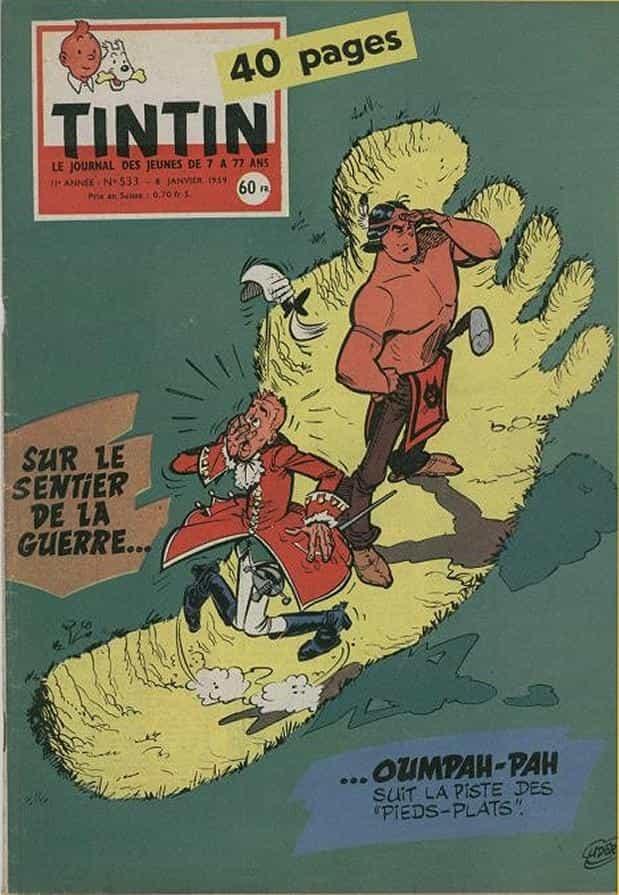 Tintin 533