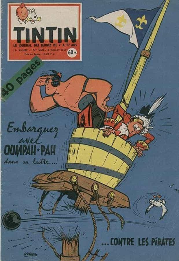 Tintin 560