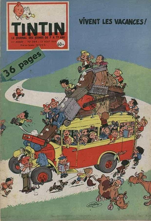 Tintin 564