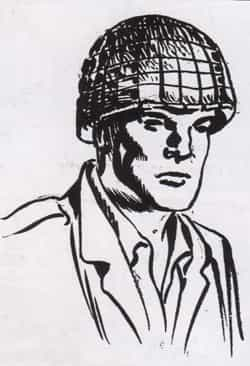 Private Jack Kirby 2