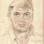 Autoportrait de Jack Kirby