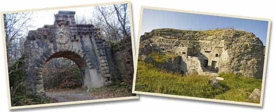 Fort Driant et Fort Verdun
