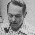 Murray Boltinoff, l'éditeur de DC, dans les années 60...