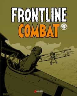 Frontline Combat 1 cover