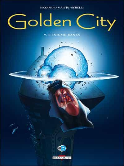 Golden City 9