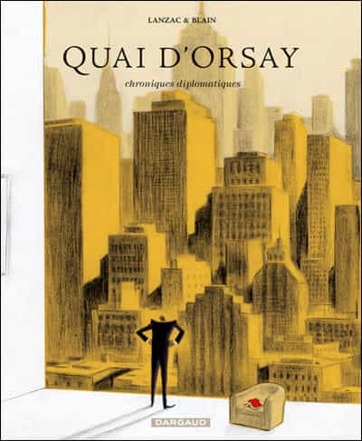 Quay d'Orsay Blain 2