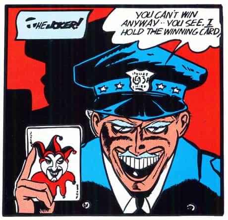 Robinson Jokercard