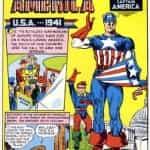 captain america Simon