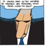 Villepin par Blain