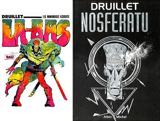 Là-bas, la suite de Vuzz + Nosferatu.