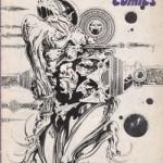 Underground Comics (1970), édité par Henri Filippini et rassemblant Druillet, Moebius, Moliterni, Gigi, Got, Auclair, Lob et Loro !