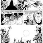 Planches d'« Elric le Nécromancien »