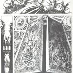 Une planche d'« Elric le Nécromancien ».