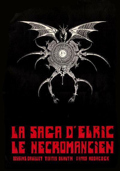 Le portefolio « Elric le Nécromancien » chez Pellucidar.