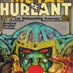 Métal Hurlant n°2.