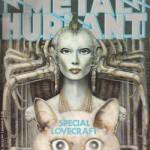 Métal Hurlant n°33bis, Spécial Lovecraft.