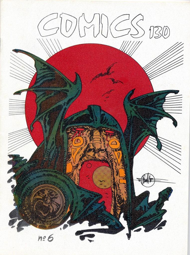 Comic 130 couverture