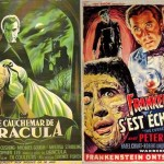 Deux joyaux du cinéma fantastique, réalisés par l'Anglais Terence Fisher (1957 et 1958).