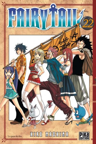 Fairy Tail 22 Pika