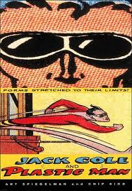 Jack Cole and Plastic Man