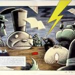 comics essays graphics and scraps