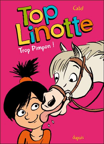 couverture Top Linotte