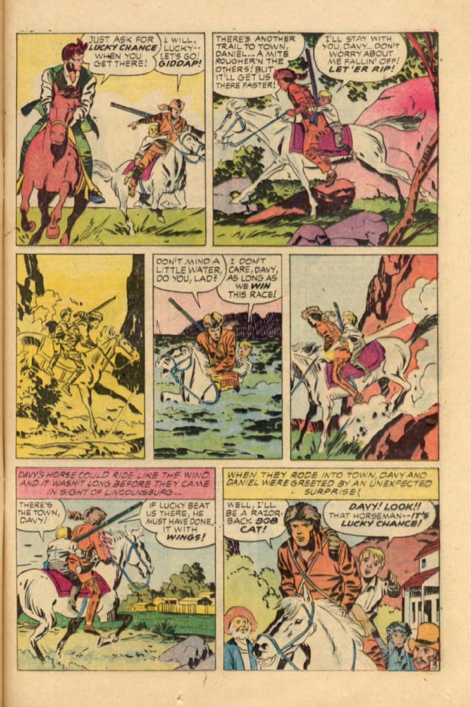 pages de Western Tales n°31