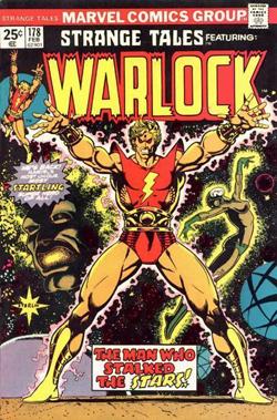 « Warlock » dans Strange Tales