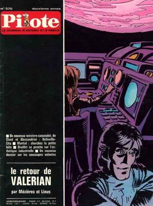 570 - 8 octobre 1970