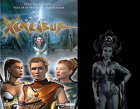 Illustrations pour « Xcalibur »...