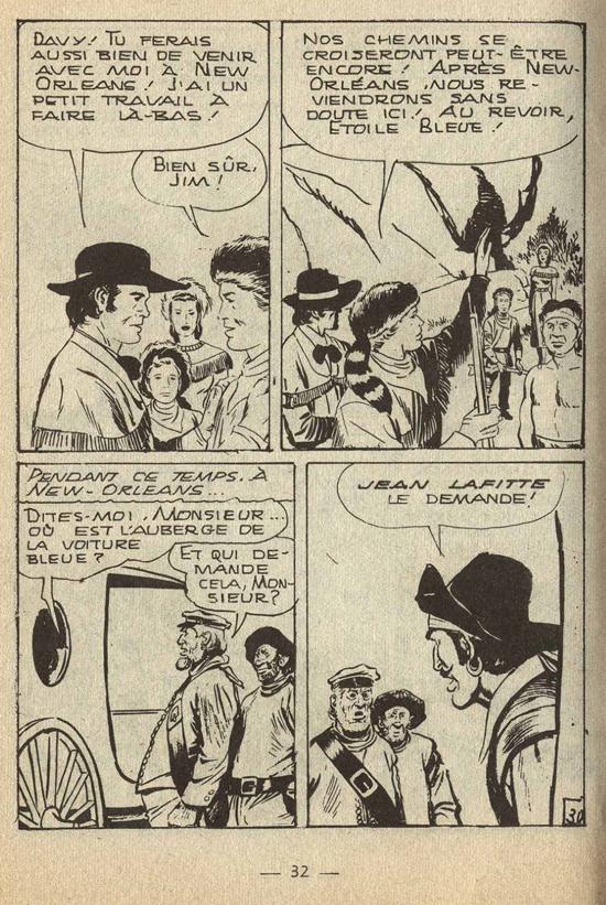 Zoom n°15 p. 32 : les deux premières cases sont bien de Kirby, pas les précédentes ni suivantes...