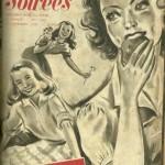 Bonnes soirées novembre 1950