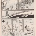 « Désert », une histoire complète peu connue  parue dans un Pilote spécial (le n°59bis de 1979).