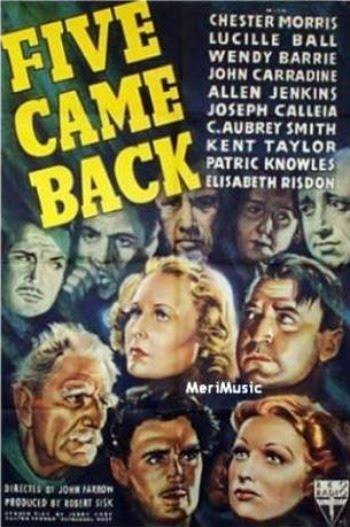 Five came back John Farrow