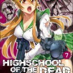 Highschool of the Dead 7