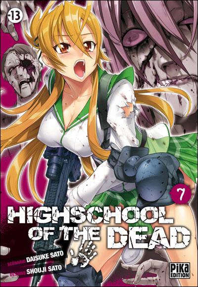 Highschool of the Dead 7