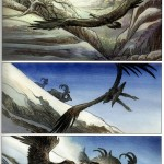Kraa » T2 (« L'Ombre de l'aigle