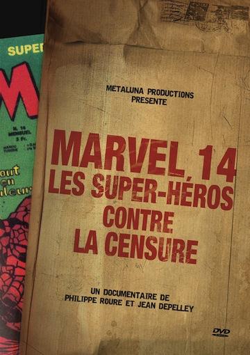 Marvel 14 cover