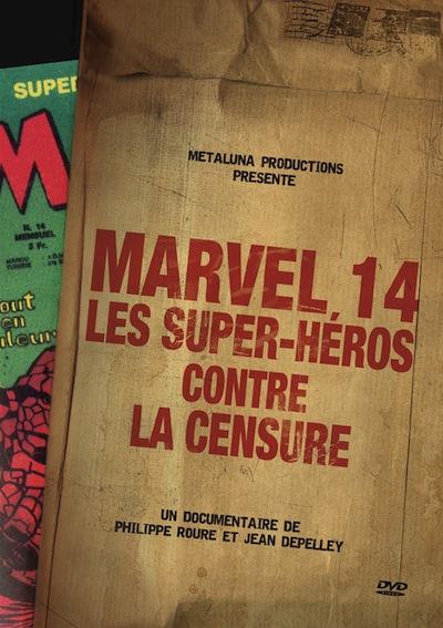 Marvel 14 top
