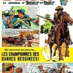 Couverture du n°398 de Pilote, du 8 juin 1967.